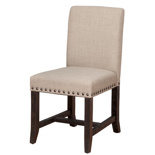 Gaudette Upholstered Dining Chair (Set of 2) by Gracie Oaks