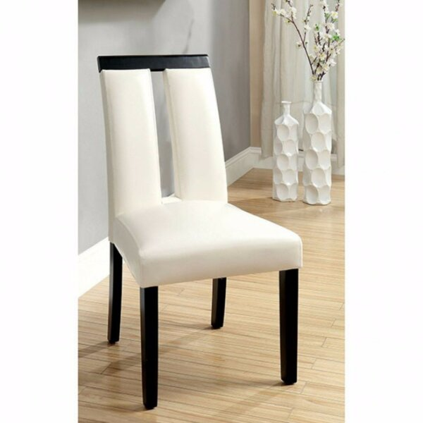 Ballintoy Upholstered Dining Chair (Set of 2) by Orren Ellis