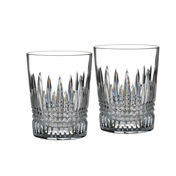 Lismore Diamond Glass (Set of 2) by Waterford