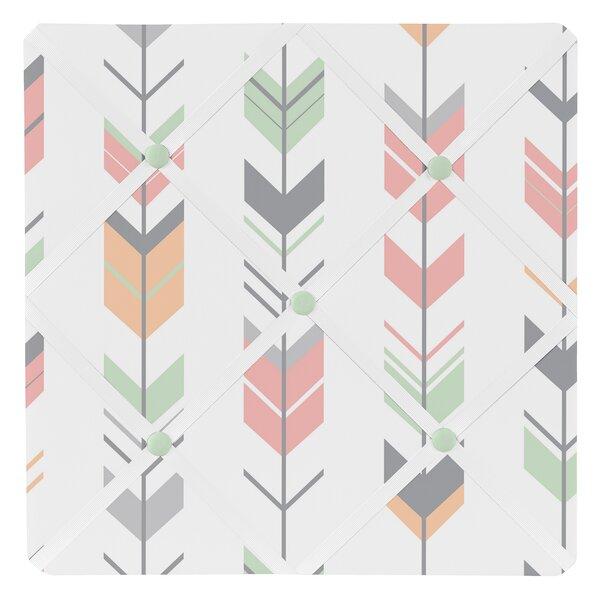 Mod Arrow Memo Board by Sweet Jojo Designs