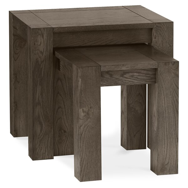 Free S&H Vidalia 2 Piece Nesting Tables