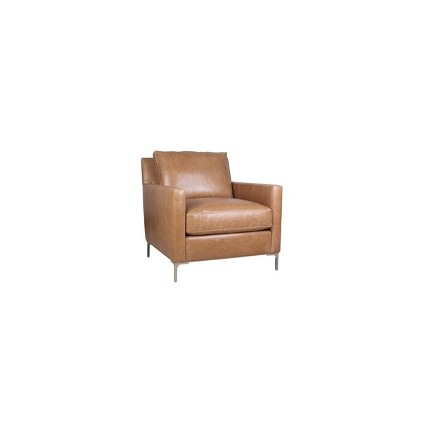 Wrought Studio Leather Chairs