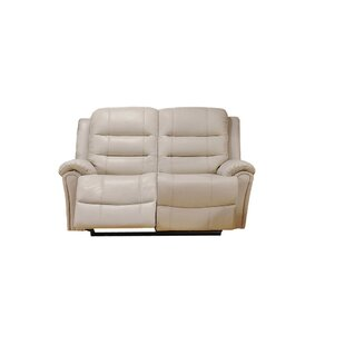 Shantell Reclining Loveseat Red Barrel Studio