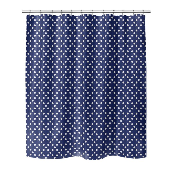 Larrick Shower Curtain by Wrought Studio