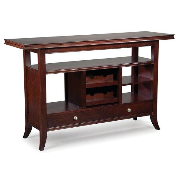 Manhattan Flip-Top Console Table By Fairfield Chair