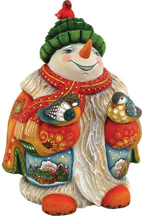 Fifield Enchanted Flurry Snowmen by The Holiday Aisle