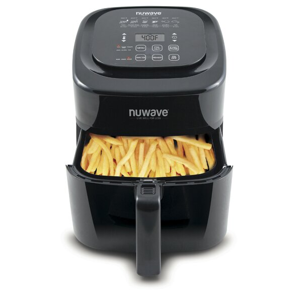 5.67 Liter Digital Air Fryer by NuWave