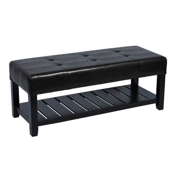 Upholstered Storage Bench by Attraction Design Home