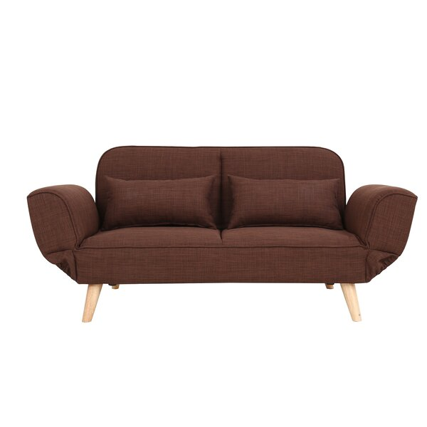 Athol Sleeper Loveseat by George Oliver