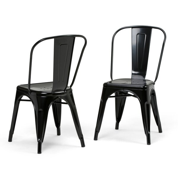 Stutz Dining Chair (Set of 2) by Williston Forge