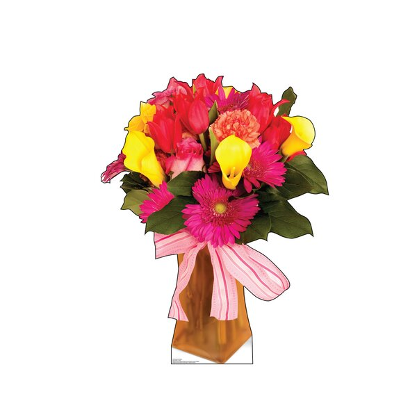 Bouquet of Flowers Standup by Advanced Graphics