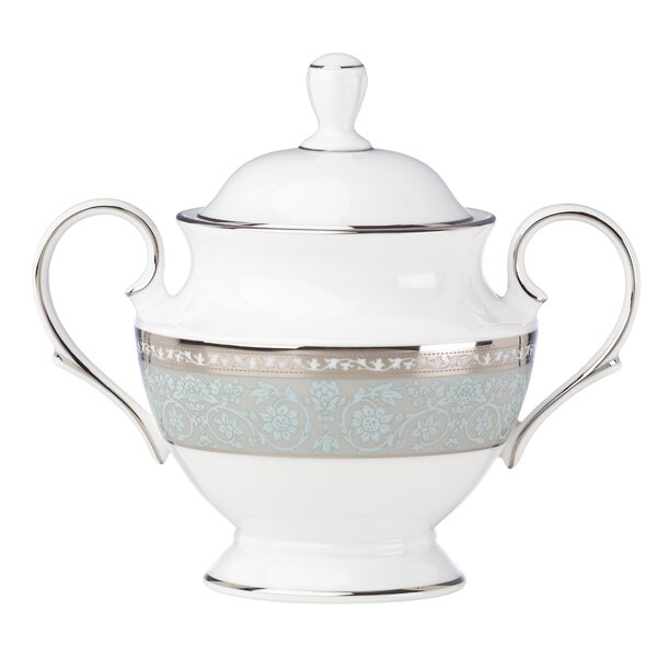 Westmore Sugar Bowl with Lid by Lenox
