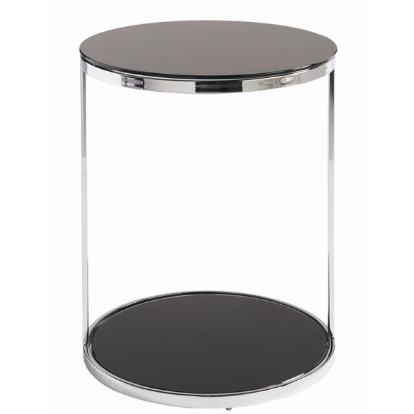Canyon End Table by Orren Ellis