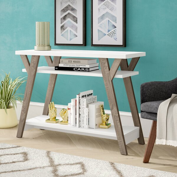 Ivy Bronx Brown Console Tables