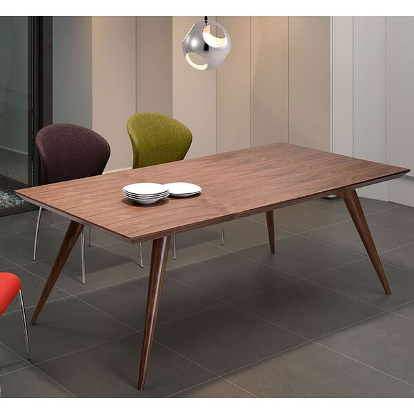 Dante Solid Wood Dining Table by George Oliver