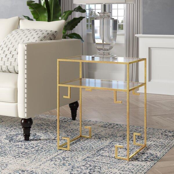 Burton End Table by Willa Arlo Interiors
