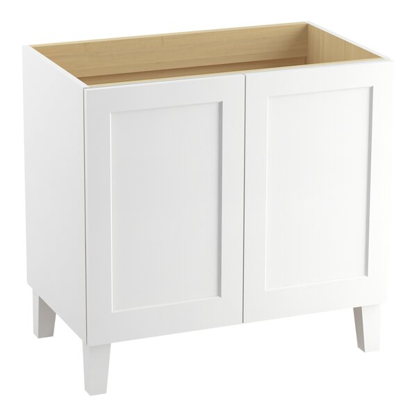 Poplin 36 Vanity with Furniture Legs and 2 Doors by Kohler