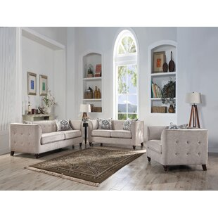 Gira Configurable Living Room Set by Darby Home Co