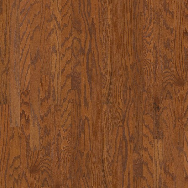 Shotgun 3 Engineered Oak Hardwood Flooring in Ammunition by Shaw Floors