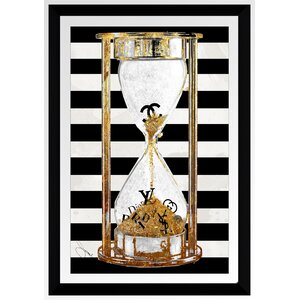 'Time for Couture' Graphic Art Print by Picture Perfect International