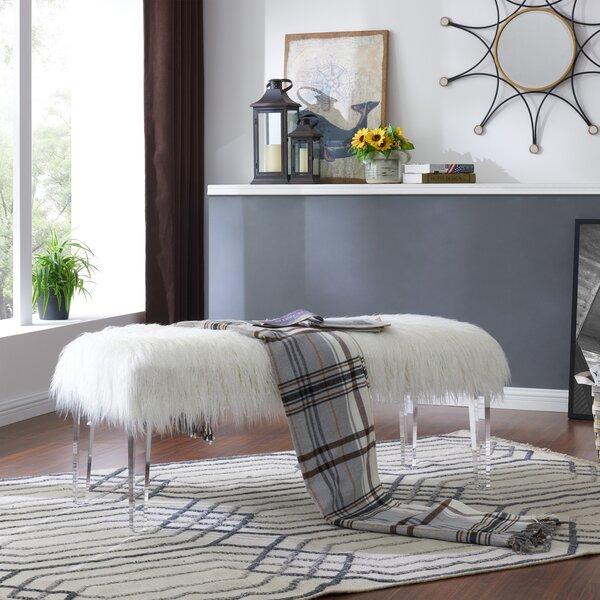 Kuhn Upholstered Bench by Mercer41