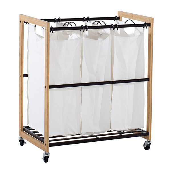 3 Bag Laundry Sorter by Langley Street