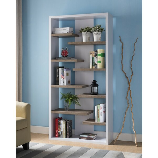 Hodge Display Standard Bookcase by Wrought Studio