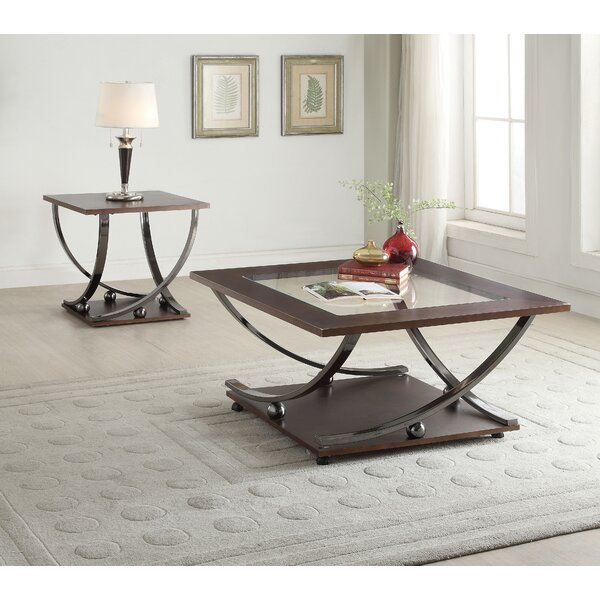 Mullis 2 Piece Coffee Table Set by Latitude Run