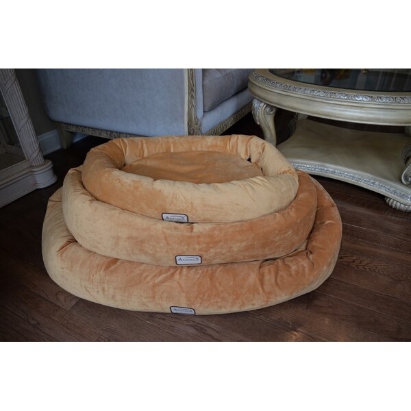 Donut Dog Bed By Armarkat.