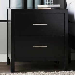 DeBary 2 Drawer Nightstand By Brayden Studio