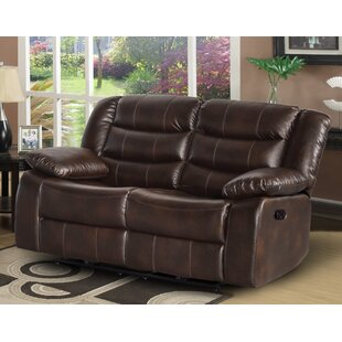 Trista Reclining Loveseat Red Barrel Studio