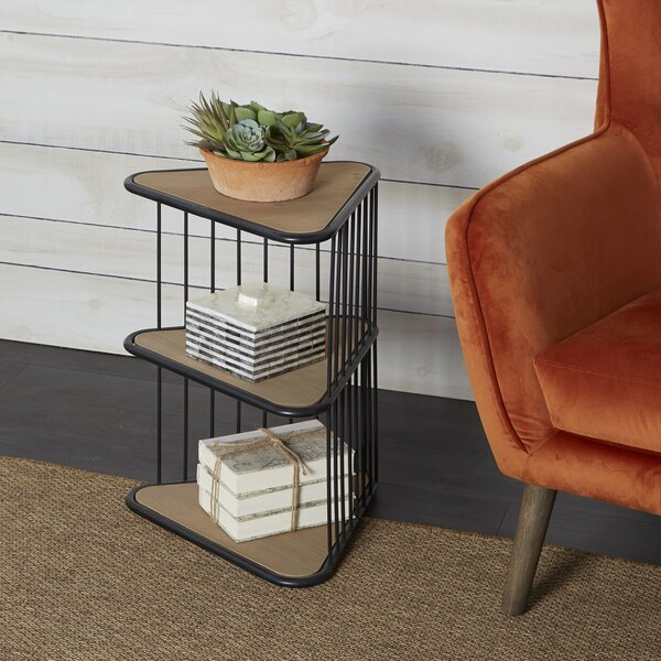 Polk End Table by Williston Forge