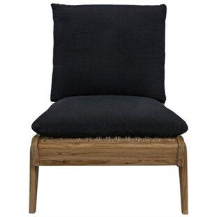Simpson Slipper Chair