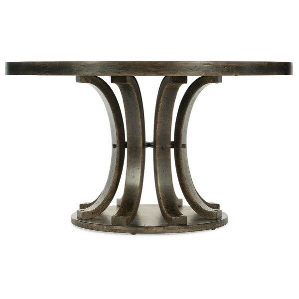 Crafted Dining Table by Hooker Furniture