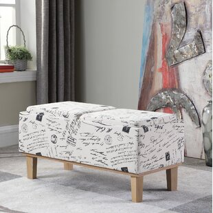 Sahaj Upholstered Storage Bench
