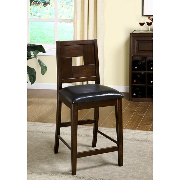 Alloway Counter Height Dining Chair (Set of 2) by Bloomsbury Market