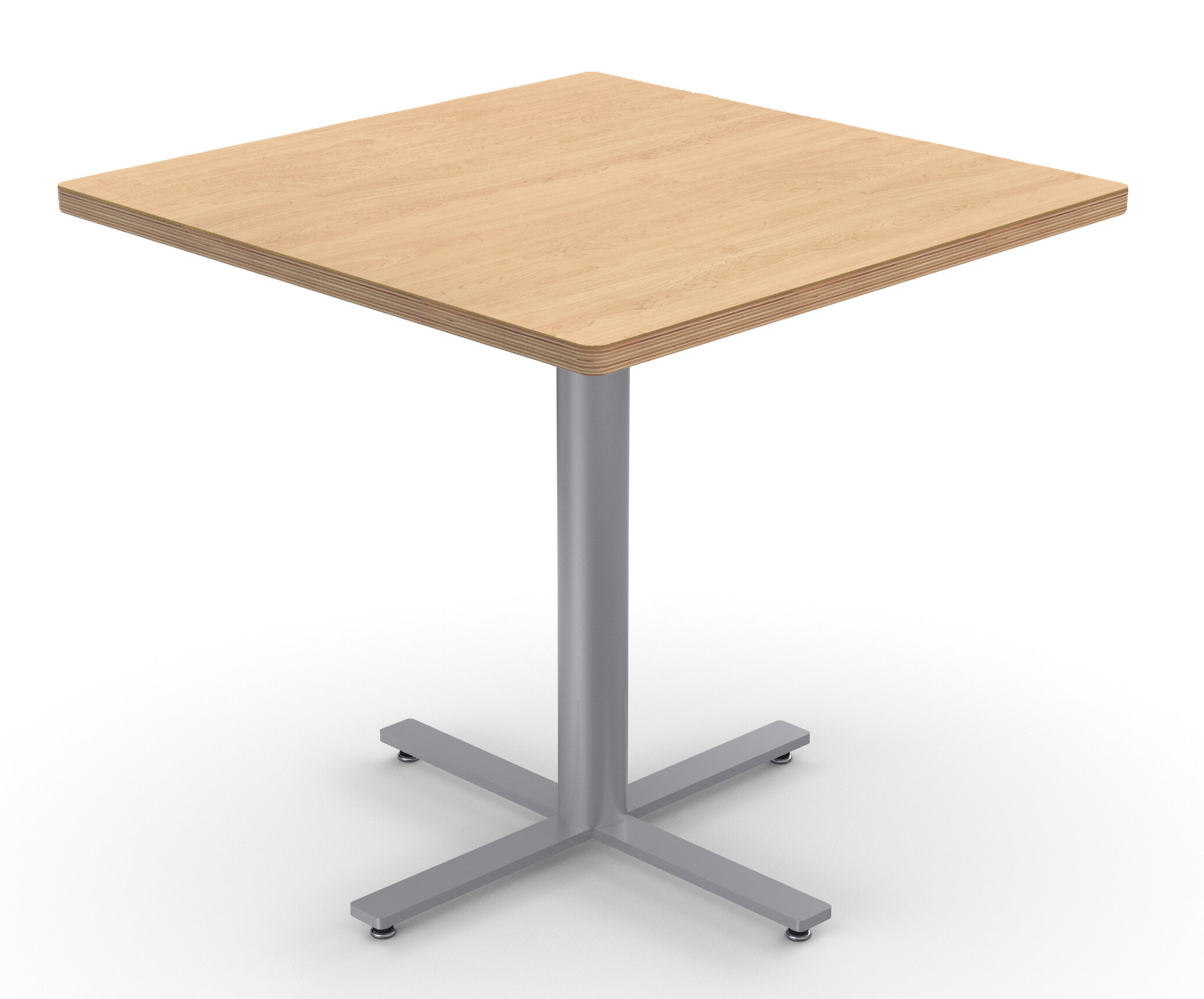 Baltix square sustainable furniture multi use laminate table wayfair