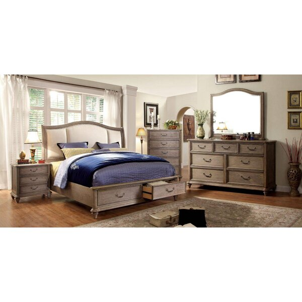 Vivanco 5 Piece Bedroom Set by Canora Grey