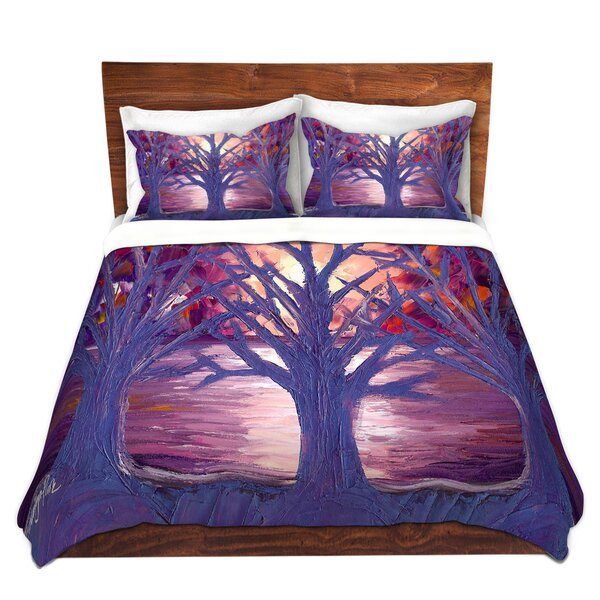 Moonlight Whispers Duvet Cover Set
