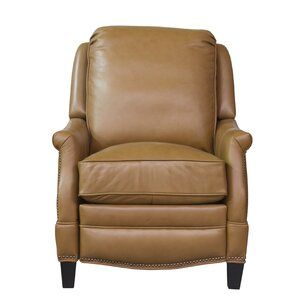 Ashebrooke Leather Manual Recliner by Barcal..