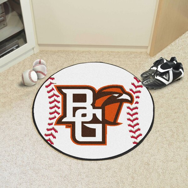 NCAA Bowling Green State University Baseball Mat by FANMATS