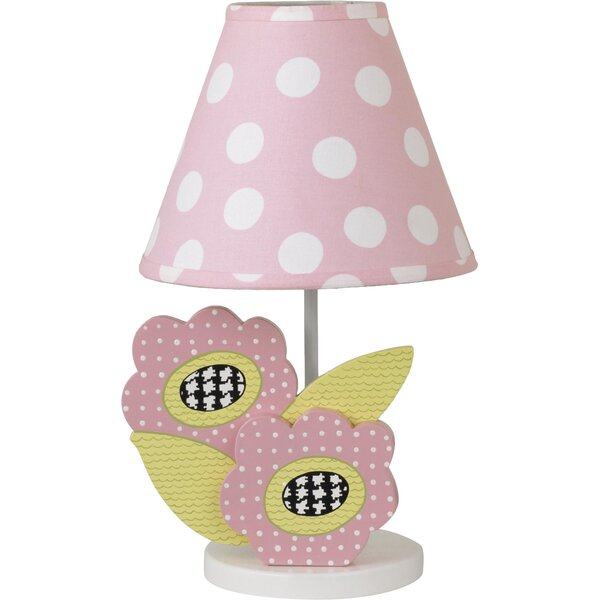 Poppy 18 Table Lamp by Cotton Tale