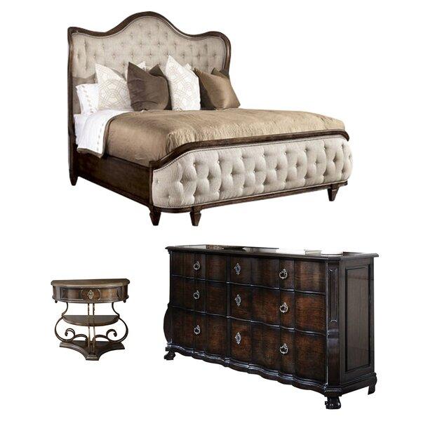 Sofitel Panel Configurable Bedroom Set by Astoria Grand