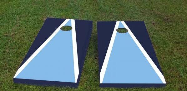 UNC Tar Heels Cornhole Game (Set of 2) by Custom Cornhole Boards