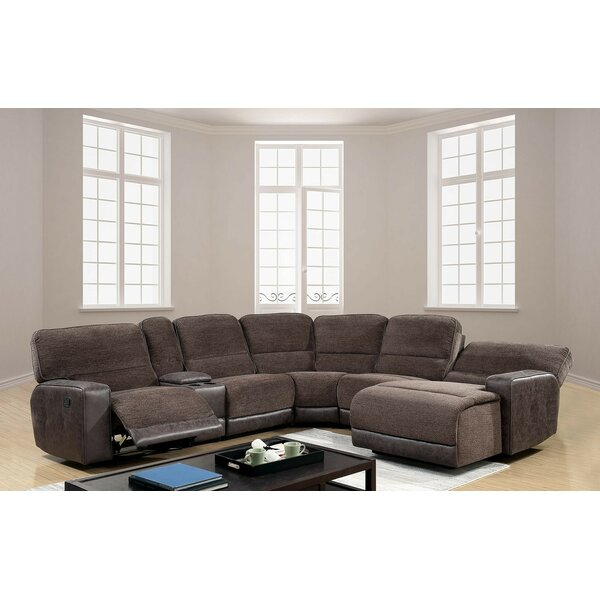 Hollenbeck Reclining Sectional by Red Barrel Studio