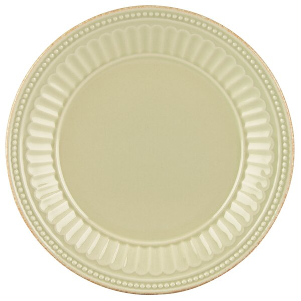 French Perle Groove 8 Plate Saucer by Lenox