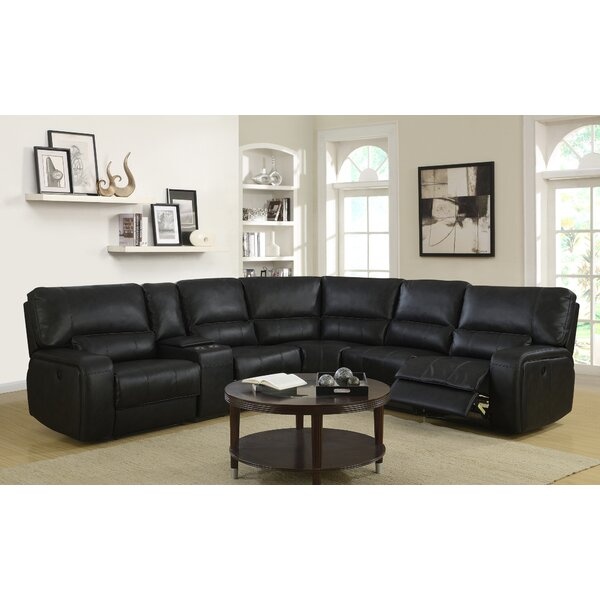 Trower Symmetrical Reclining Sectional