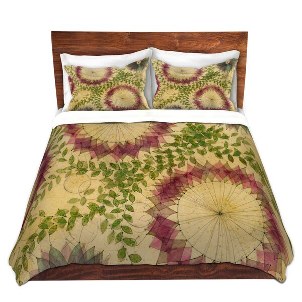 Flower Whispy Duvet Cover Set
