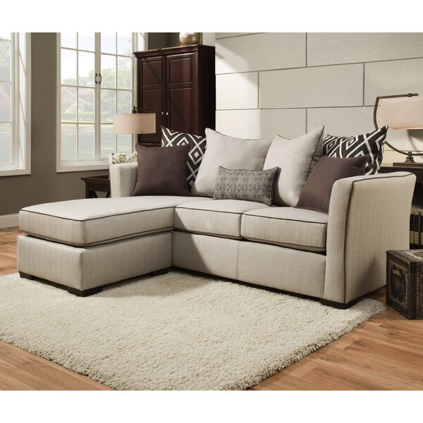Araceli Simmons Upholstery Sectional by Latitude Run