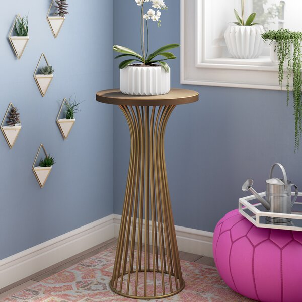 Whisler Pedestal Plant Stand By Willa Arlo Interiors